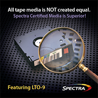 LTO-8 Certified Tape Media class=